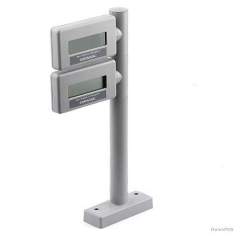 datalogic remote display dual mag xx weighing