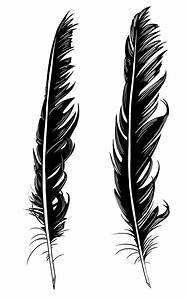 Crow Feather Tattoo Designs by dirtyinks.deviantart.com on ...