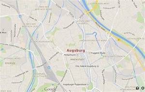 Google Maps Augsburg : map of augsburg ~ Watch28wear.com Haus und Dekorationen