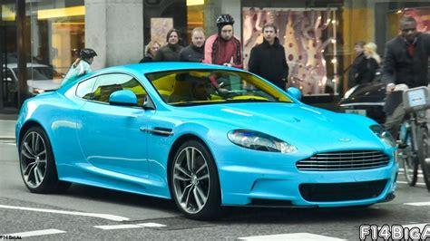 Martin Blue by Blue Yellow Aston Martin Dbs Loud Sounds