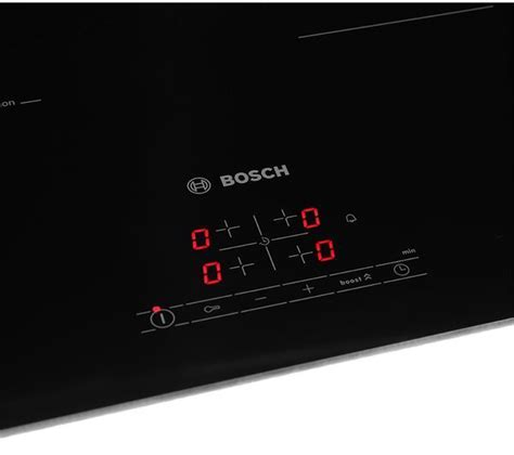 Buy BOSCH Serie 4 PUE611BF1B Electric Induction Hob