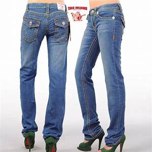 Asia Fashion Style 99 TRUE RELIGION Woman Jeans ( Gred AAA )