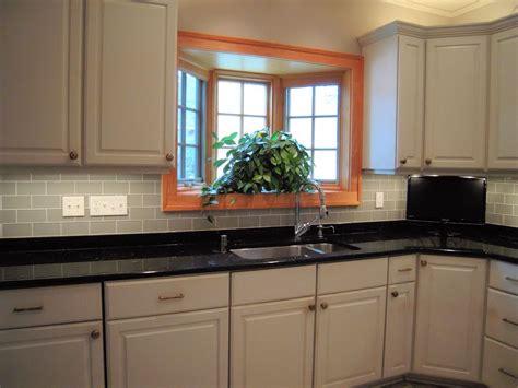 Subway Tile Backsplashes For Kitchens by Backsplashes Glass For Kitchens Smoke Gray Glass Tile