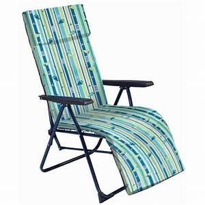 Fauteuil De Jardin Relax : chaise de jardin en toile tous les fournisseurs de ~ Dailycaller-alerts.com Idées de Décoration