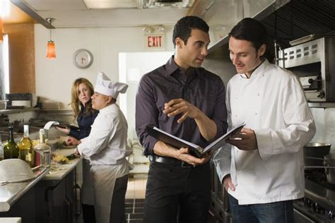 Restaurant And Food Service Manager Career Information