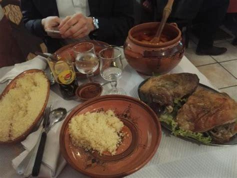 cuisine berbere couscous mechoui photo de la dune rouen tripadvisor