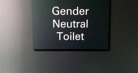 gender neutral bathrooms on college cuses uc s policy against intolerance may be censoring students