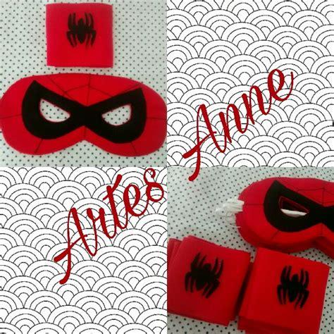 Conjunto Mascara e bracelete no Elo7 ARTES ANNE (A1A2B8)