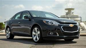 2015 Chevrolet Malibu Start Up and Review 2 0 L Turbo 4