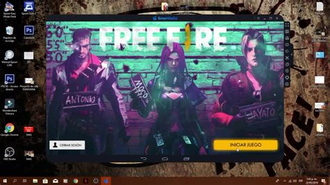 You will find yourself on a deserted island among other players like you. Como descargar FREE FIRE en pc de gama baja y alta - YouTube