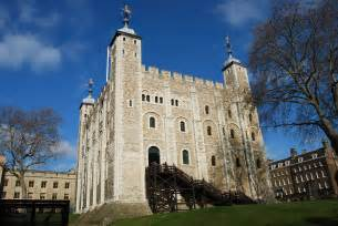London Tower Castles in England