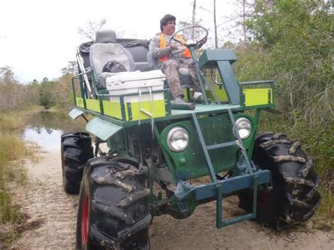 Swamp Buggy Deck Frames  Autos Post