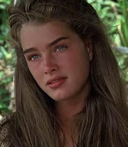 Brooke Shields in Blue Lagoon. | Iconic brooke Shields ...