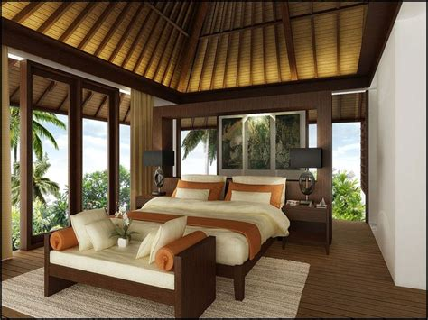 Bali Home Design Ideas by Balinese Interior Design Bedroom Ungasan Villas