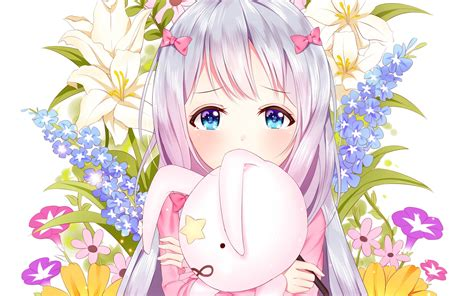 cute chibi anime girl wallpapers top  cute chibi