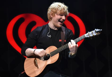 Ed Sheeran To Open Intimate Music 4 Mental Health Gig This