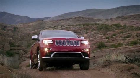 jeep cherokee ads 2014 jeep grand cherokee commercial chip away srt advert