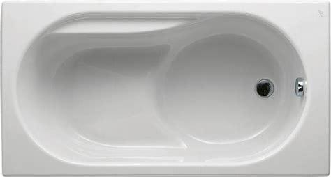 ideal c standard baignoire nue rectangulaire sabot