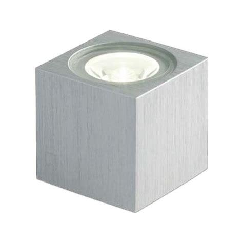 mini cube led lights collingwood lighting mc010 s mini cube led wall light