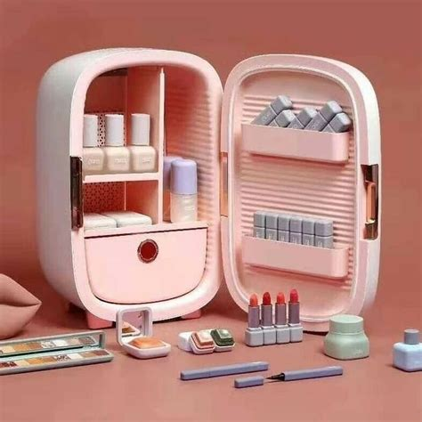 skincare fridge makeup fridge    cosmetics
