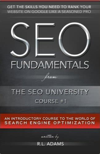 Seo Fundamentals by Seo Fundamentals An Introductory Course To The World Of