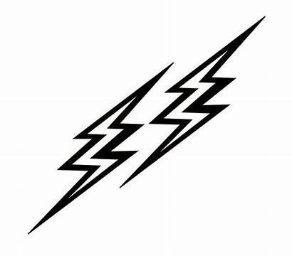 Clipart Lightning Bolt Clip Bolts Lighting Vector