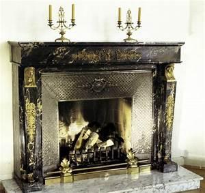 Kamin Englischer Stil : kamin im stil empire portoro marmor ph kamine ~ Whattoseeinmadrid.com Haus und Dekorationen