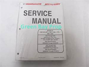 2002 Mercury Mariner Outboard Service Manual 135