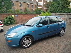 Ford Focus 1 8 I 16v Zetec Collection 5dr