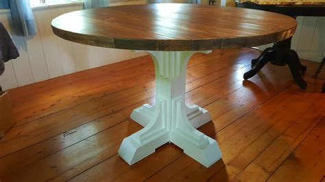ana white shanty  chic  table diy projects