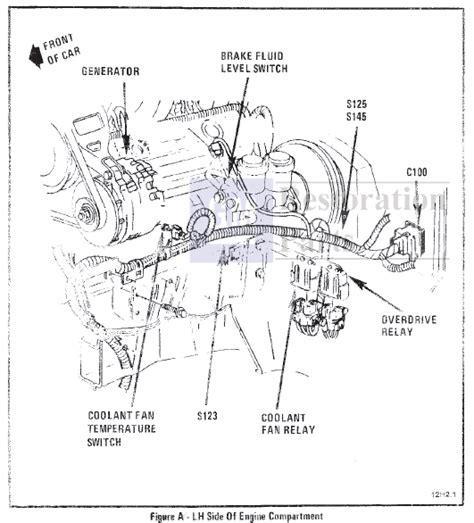 1988 c4 auxiliary cooling fan issue corvetteforum chevrolet corvette forum discussion