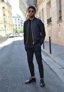 Black Men Street Fashion - Latest Fashion Style