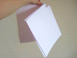 bind paper without staples using a clever foldhtml With staples document binding