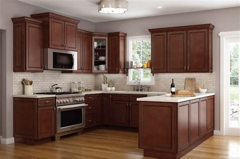 Cambridge Chocolate Kitchen Cabinets Bathroom Sliding Mirror Cabinet Small Wall Mount Sinks Vanity Cabinets With Shelves Storage Linen Floor Rustic Sink Installing A Pedestal