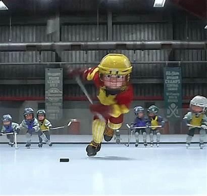 Riley Hockey Ice Inside Playing Pixar Disney