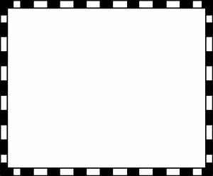 Best Black And White Borders #15297 - Clipartion.com