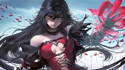 Anime Wallpapers Warrior Velvet Desktop Crowe Android