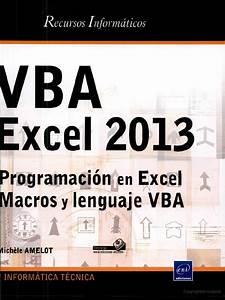 Porgamacion Vba Y Macros En Excel