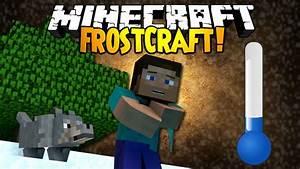 Minecraft Mod Showcase: FROSTCRAFT! - YouTube