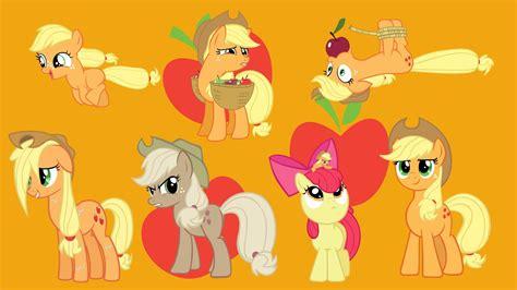 pony applejack wallpaper gallery