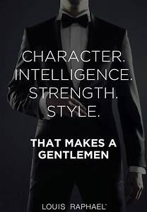 Are you a #gentleman? #MensStyle #Quote | Men's Style ...