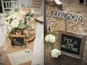 eco friendly woodsy rustic wedding rustic wedding chic With country wedding reception decorations