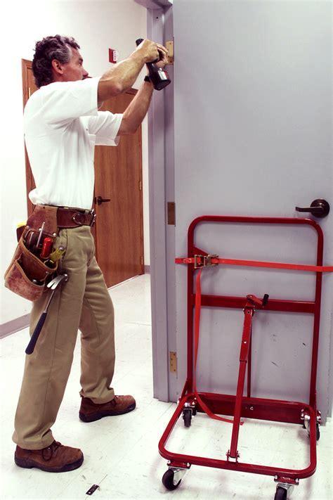 MATERIAL HANDLING & RIGGING   Door Cart   Doorjak? Door