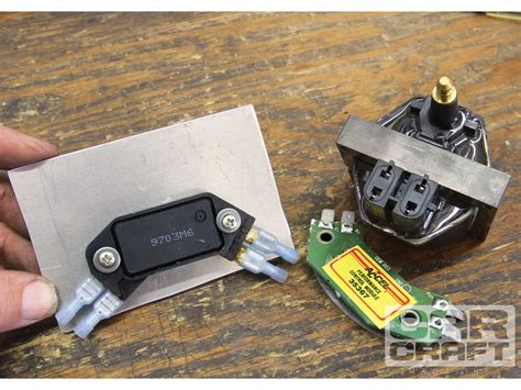 How Convert Ford Chrysler Ignition Hei Car
