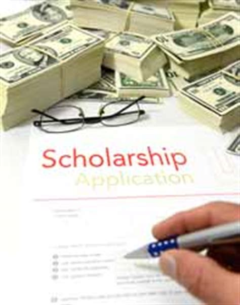 scholarships  personal characteristics attributes