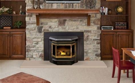 Quadrafire Pellet Stove Insert The Fireplace Showcase