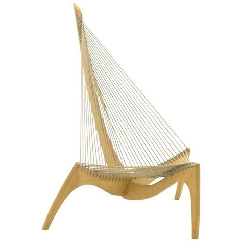 harp chair by jorgen hovelskov denmark 1960s for sale at