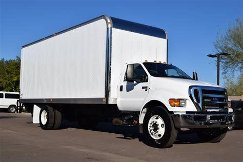 ford   marathon  box truck walkaround youtube
