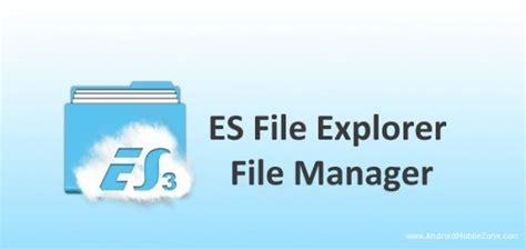 es file explorer file manager mod apk 4 0 2 3 android modded app free