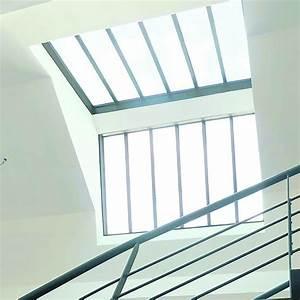 Fenetre De Toit Fixe : ch ssis fixe de toit en acier rupture de pont thermique ~ Edinachiropracticcenter.com Idées de Décoration
